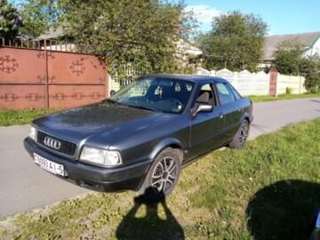 Audi 80 B4, 1992г.