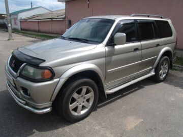 Mitsubishi Montero Sport, 2000г.