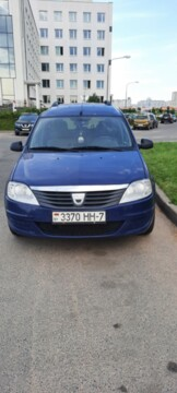 Dacia Logan I · Рестайлинг, 2009г.