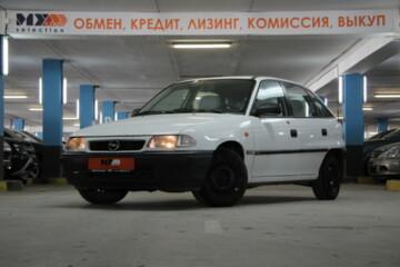 Opel Astra F · Рестайлинг, 1998г.