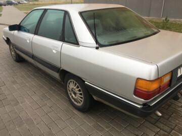 Audi 100 С3 · Рестайлинг, 1990г.