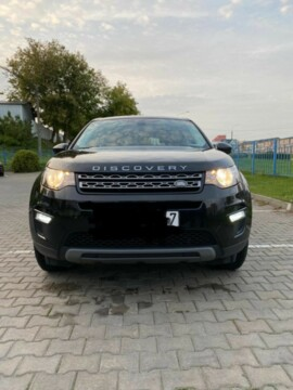 Land Rover Discovery Sport, 2015г.