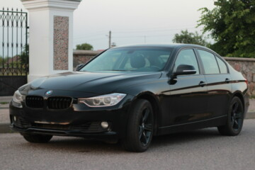 BMW 3 серия F30, F31, 2012г.