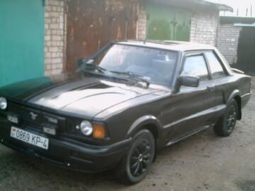 Ford Taunus III, 1981г.