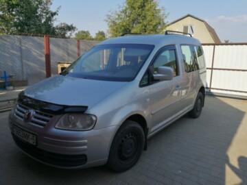 Volkswagen Caddy III, 2007г.