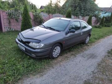 Renault Megane I, 1996г.