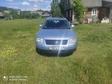 Volkswagen Passat B5, 2005г.