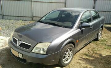 Opel Vectra C, 2003г.