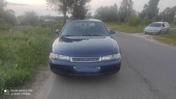 Mazda 626 GE, 1997г.