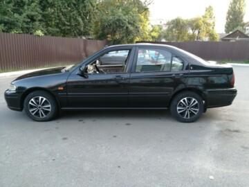 Rover 400 HH-R, 1997г.
