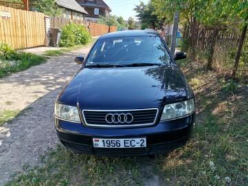 Audi A6 C5, 1997г.