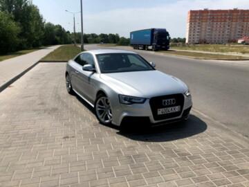 Audi S5 8T, 2007г.