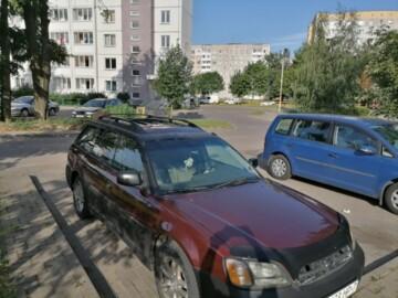 Subaru Outback II, 2001г.