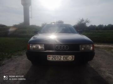 Audi 80 B3, 1987г.