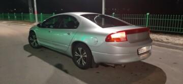 Dodge Intrepid II, 2001г.