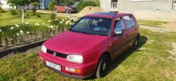 Volkswagen Golf III, 1995г.