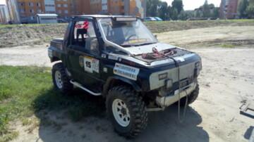 Suzuki Vitara TA, 1994г.