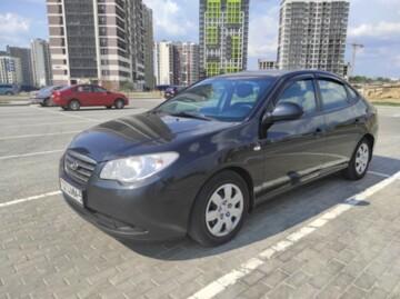 Hyundai Elantra HD, 2008г.