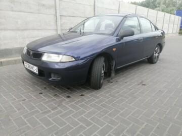 Mitsubishi Carisma I, 1997г.