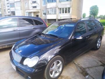 Mercedes-Benz C-Класс W203, S203, CL203, 2007г.