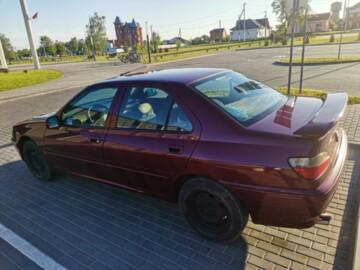 Peugeot 406 I, 1998г.