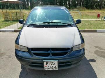 Dodge Caravan III, 7мест, 1997г.