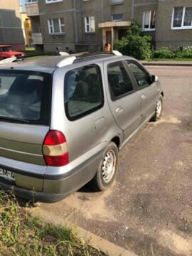 Fiat Palio I, 2000г.