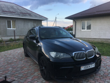 BMW X6 E71, 2008г.