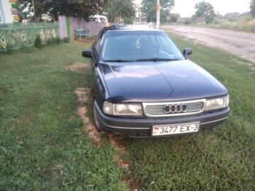 Audi 80 B3, 1991г.