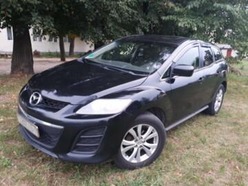 Mazda CX-7 I · Рестайлинг, 2010г.