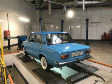 Lada (ВАЗ) 2101, 1983г.