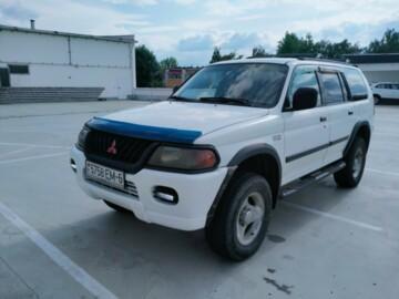 Mitsubishi Montero Sport, 1999г.