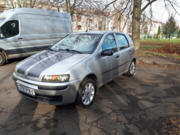 Fiat Punto II, 2002г.