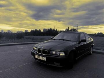 BMW 3 серия E36, 1995г.