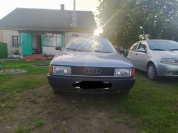 Audi 80 B3, 1988г.