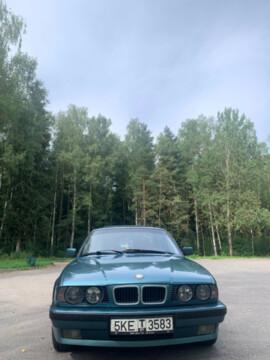 BMW 5 серия E34, 1988г.