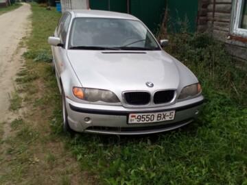 BMW 3 серия E46, 2002г.