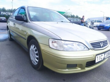 Honda Accord VI, 2000г.