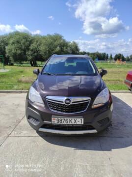 Opel Mokka I, 2013г.