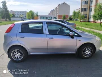 Fiat Grande Punto, 2009г.