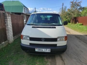 Volkswagen Transporter T4, 1997г.