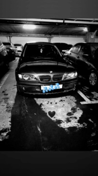 BMW 3 серия E46, 2001г.