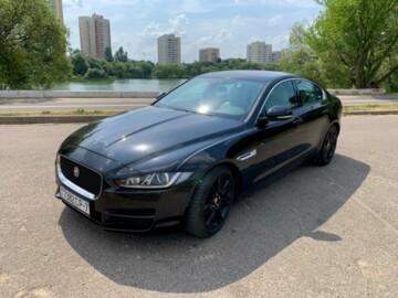 Jaguar XE, 2015г.