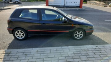 Fiat Bravo I, 1997г.