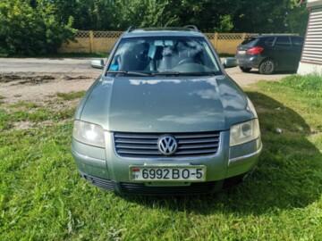 Volkswagen Passat B5, 2003г.