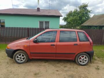 Fiat Punto I, 1997г.