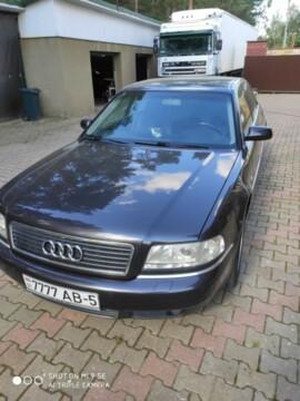 Audi A8 D2, 2000г.