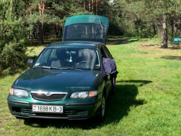 Mazda 626 GF, 1997г.