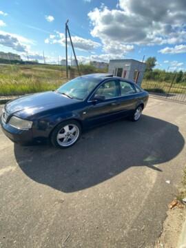 Audi A6 C5, 1998г.