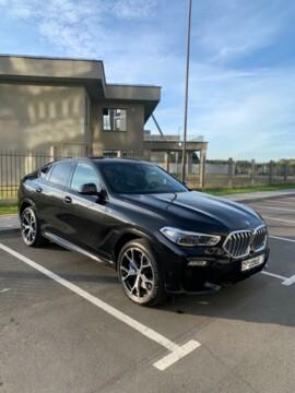 BMW X6 G06, 2020г.